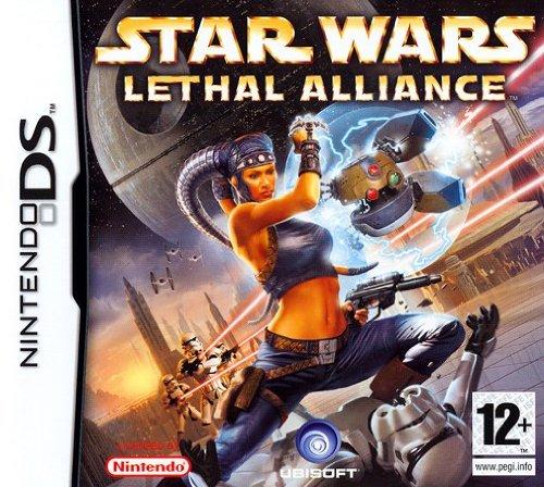 Star Wars Lethal Alliance [Importación italiana]