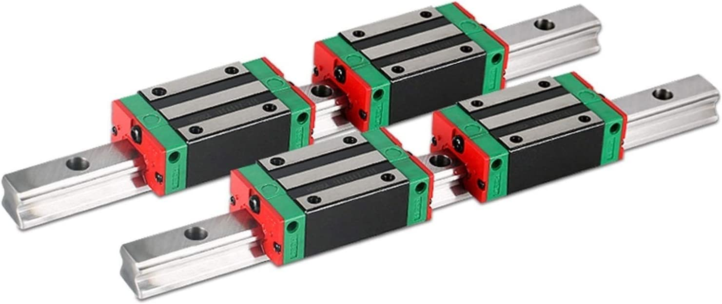 JINLI-CASE Rennen HGR25 Linear Overseas parallel import regular item Rail 25mm Fashionable Guide 2pc