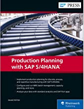 Production Planning with SAP S/4HANA (SAP PRESS)