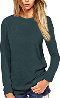 Best womens olive green long sleeve shirt Reviews