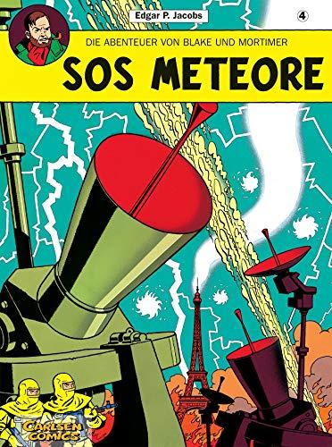 Die Abenteuer von Blake und Mortimer, Bd.4, SOS Meteore