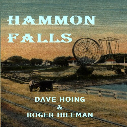 Hammon Falls audiobook cover art