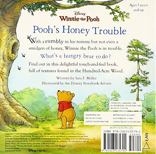 Pooh's Honey Trouble (Disney Winnie the Pooh (Board))