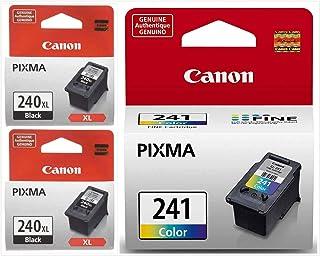 Canon PG-240XL/CL-241Ink Cartridges - Combo Pack, Black