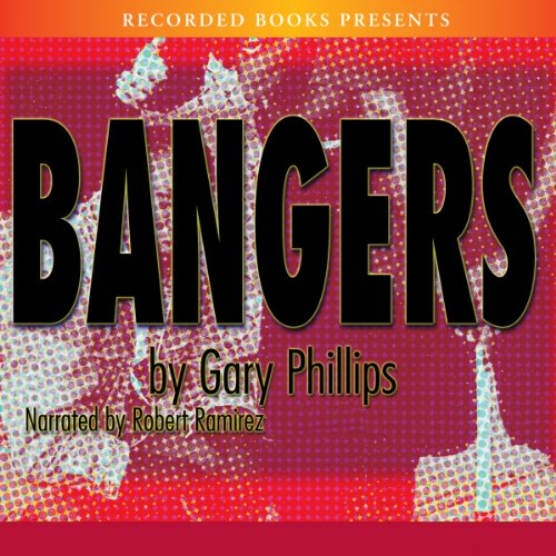 Bangers audiobook cover art