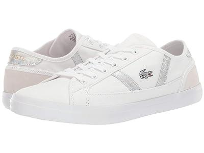 Lacoste Sideline 219 1 CFA (White/White) Women