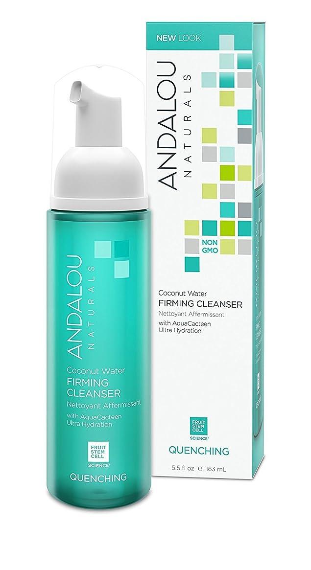 費用深いタンクオーガニック ボタニカル 洗浄料 洗顔料 洗顔フォーム ナチュラル フルーツ幹細胞 「 CW クレンザー 」 ANDALOU naturals アンダルー ナチュラルズ
