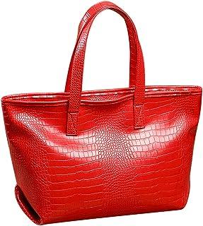 Fanspack Womens Top Handle Bag Multipurpose Shoulder Handbag Shoulder Bag