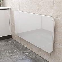 Składany stół Drop-Leaf na ścianie, składany uchwyt stołowy ze stali walcowanej na zimno o wysokiej wydajności do montażu ...