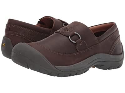 Keen Kaci II Slip-On (Dark Earth/Canteen) Women