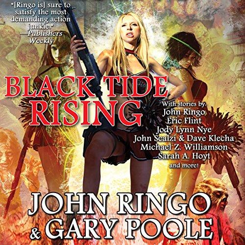Black Tide Rising audiobook cover art