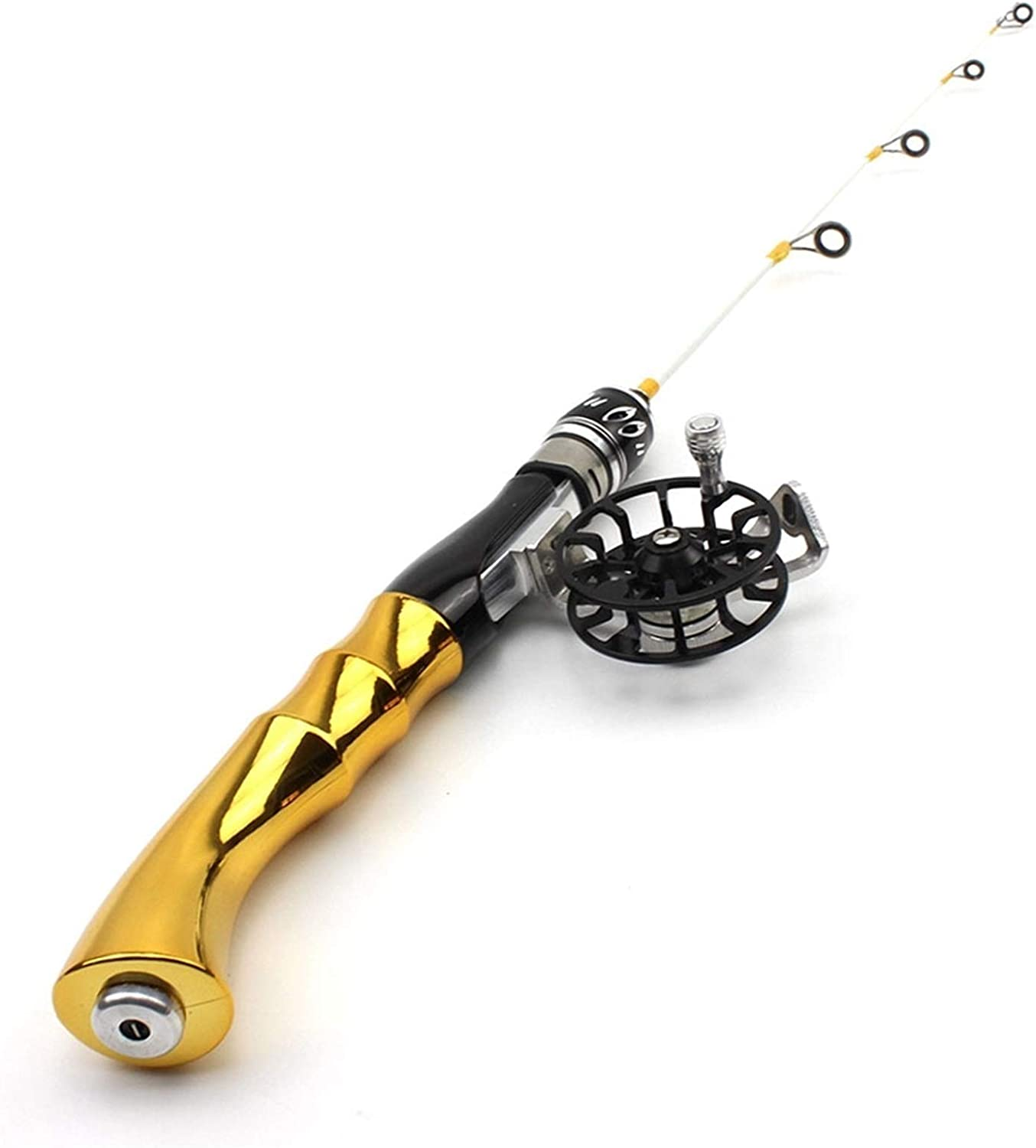 H A 60cm Winter Ice High order Fishing Reel Rods and Rare Superhard Poler Outdoo