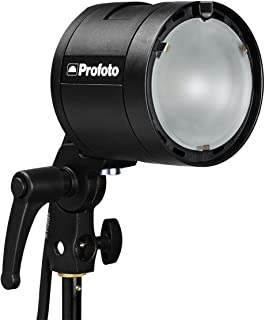 Profoto B2 Off Camera Flash Head with Attached Coiled Cable