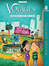 Grade Level 6: Teacher Edition: Grammar and Writing (Voyages in English 2011)