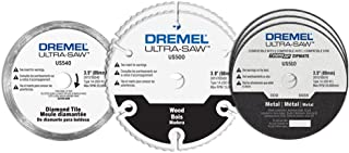 Dremel US700 Ultra-Saw 6-Piece Cutting Wheel Kit