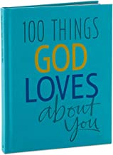 Hallmark 100 Things God Loves About You Book Religious Books Family,Religious Religious