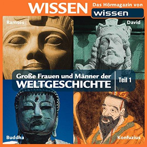 Große Frauen und Männer der Weltgeschichte 1 Titelbild
