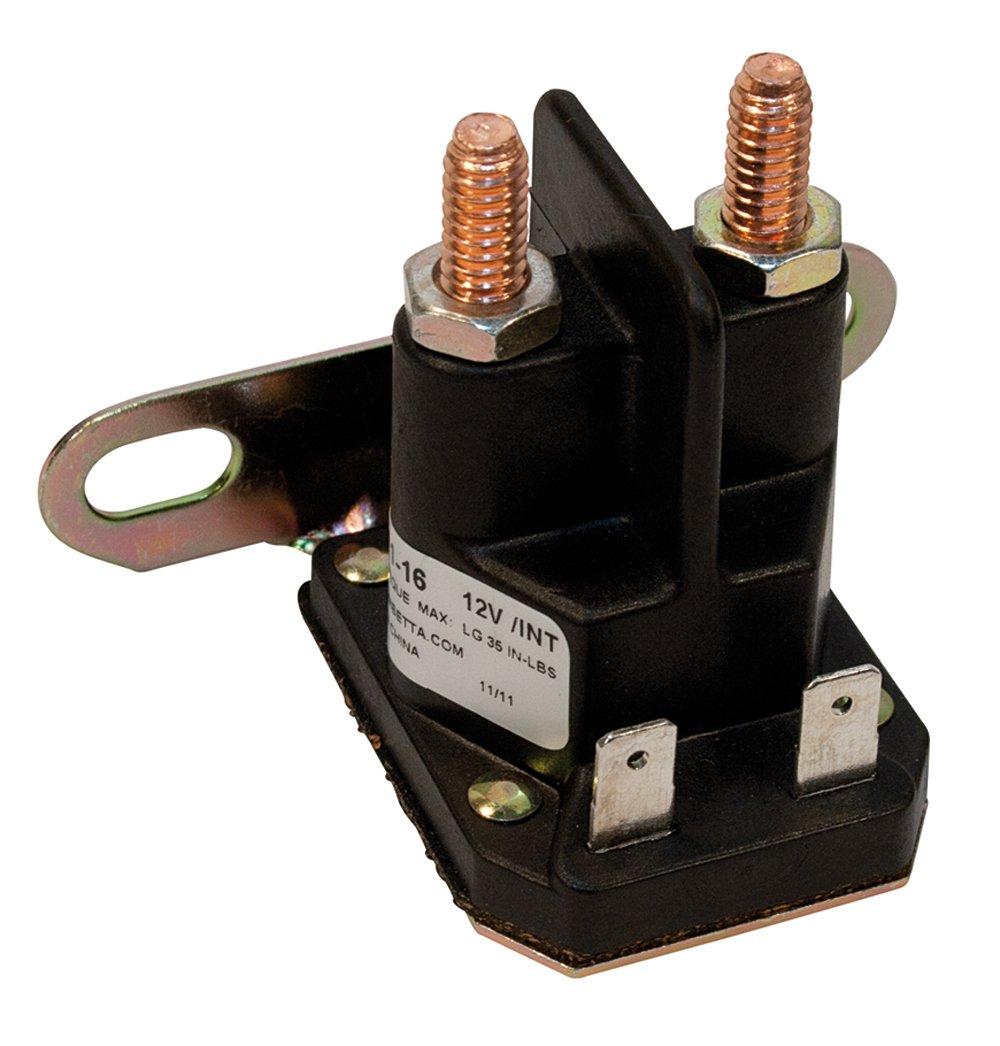 4 pole solenoid wiring diagram stens 435 151 starter solenoid black buy online in egypt  stens 435 151 starter solenoid black