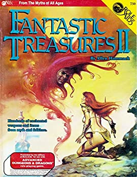 Fantastic Treasures ii (Role Aids: Advanced Dungeons and Dragons Supplement, Stock # 730) - Book  of the Role Aids
