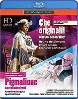 Pigmalione / Che Originali [Blu-ray]