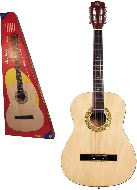 REIG 98cm Spanish Wooden Guitar
