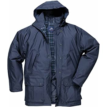 Size XX-Large Portwest S450NARXXL Sealtex Classic Jacket Regular Navy