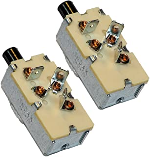 Black & Decker MM275/MM525 Mower Replacement (2 Pack) Switch # 681064-01-2pk