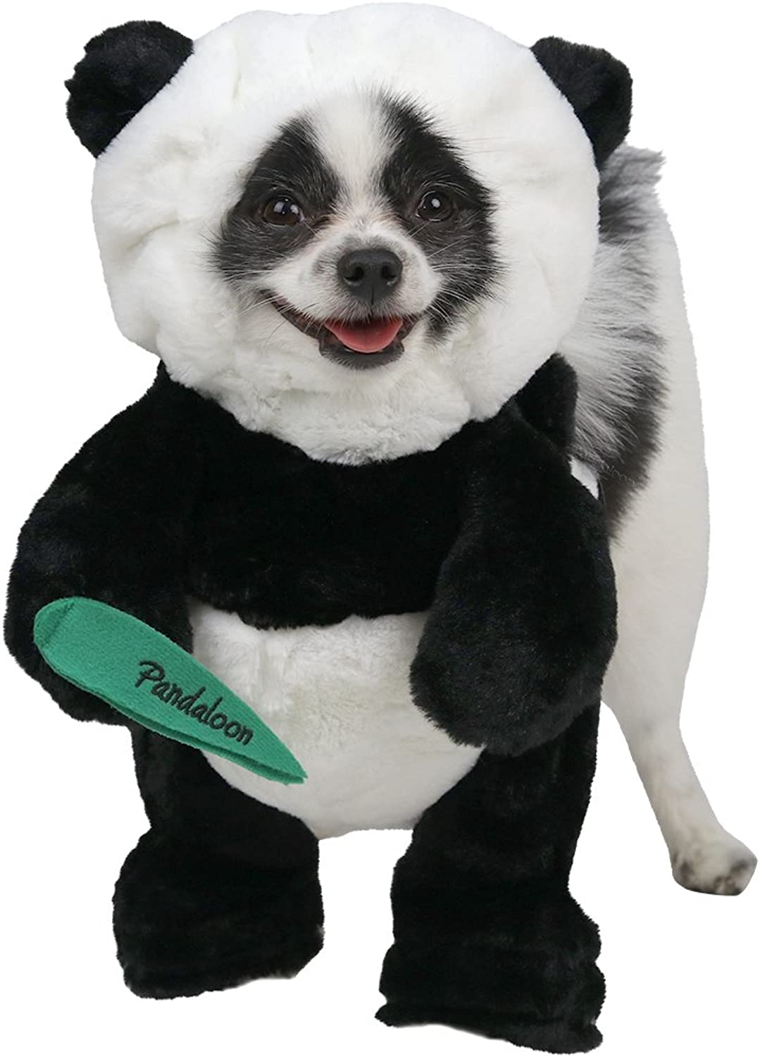Pandaloon Panda Puppy Dog and Pet Costume Set  AS SEEN ON Shark Tank  Walking Teddy Bear with Arms
