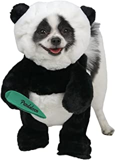 Pandaloon Panda Puppy Dog and Pet Costume Set - AS SEEN ON Shark Tank - Walking Teddy Bear with Arms