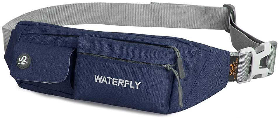 WATERFLY Fanny Spasm price Pack for Women Men Water Max 72% OFF Po Resistant Small Waist