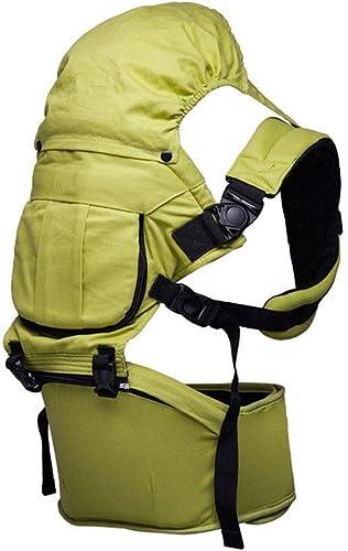QIAO FDS X&Y BéBé Anti-Stress éPaules Sangle Tabouret De Taille Ceinture De SéCurité Jaune, jaune