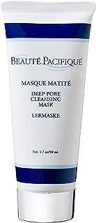 Sponsored Ad – Beauté Pacifique Deep Pore Cleansing Mask 50ML Tube - Vegan - Perfume Free - All skin types