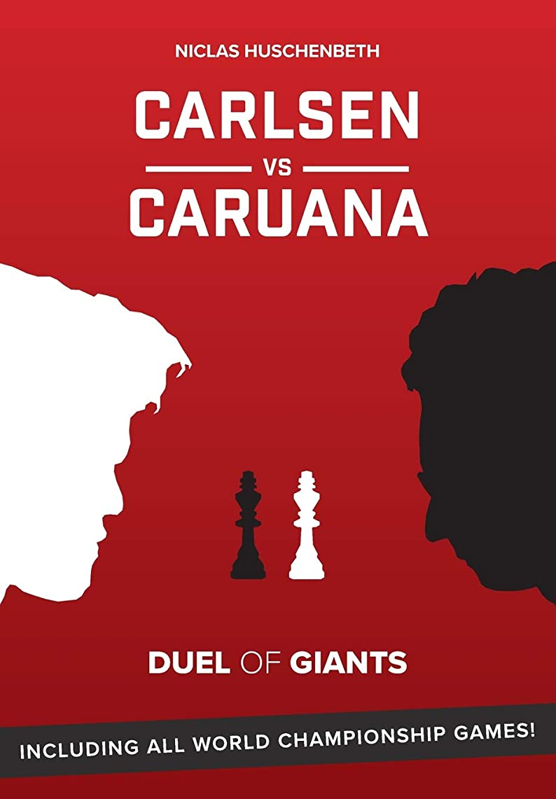 冷凍庫生き物空気Carlsen vs. Caruana: Duel of Giants