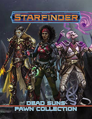 Starfinder Pawns: Dead Suns Pawn Collection