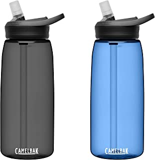 CamelBak Eddy+ Water Bottle with Straw - 25 Percent More...