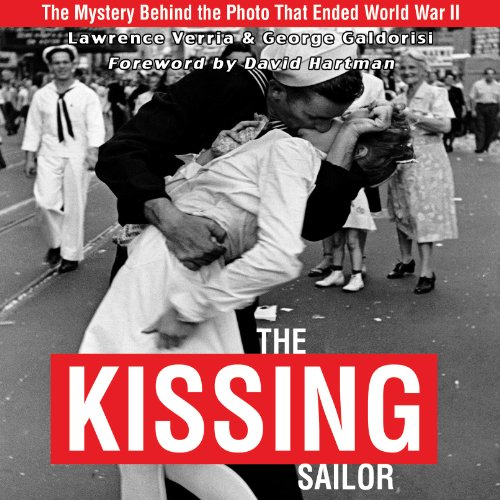 Kissing Sailor audiobook cover art