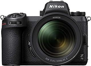 Nikon Z 7II Full Frame 45.7 MP Mirrorless Digital Camera with 24-70mm f/4 Lens