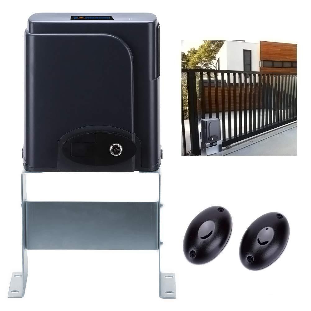 G.T.Master Kit de operador de puerta corrediza automática, kit de herramientas de apertura de puerta