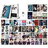 BTS LOMO Cards 54Pcs BTS Map of The Soul 7 Card BTS BE Tarjeta de álbum BANTAN Boys BTS Postales Mapa 7 Tarjetas Fotográficas
