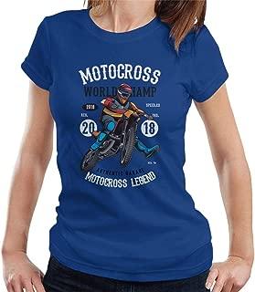 Motocross World Champ Women's T-Shirt