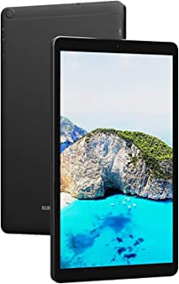 10.5インチタブレット、6GB RAM、128GB ROM、HD IPS画面、1920x1200解像度、Wi-Fi、Bluetoothタブレット(黒)