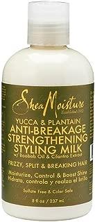 Best sheamoisture yucca & aloe thickening growth milk Reviews