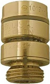 Arrowhead PK1400  59ABP 3/4 Hose Thread Self-Draining Vacuum Breaker Brass Finish, Shelf-Package