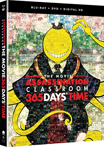 Assassination Classroom the Movie: 365 Days' Time [Blu-ray]
