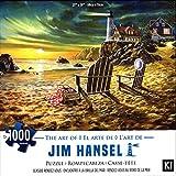 Seaside Rendez-Vous by Jim Hansel 1000 Piece Puzzle