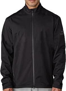 Golf Men's Climaproof Heather rain Jacket Black/bk