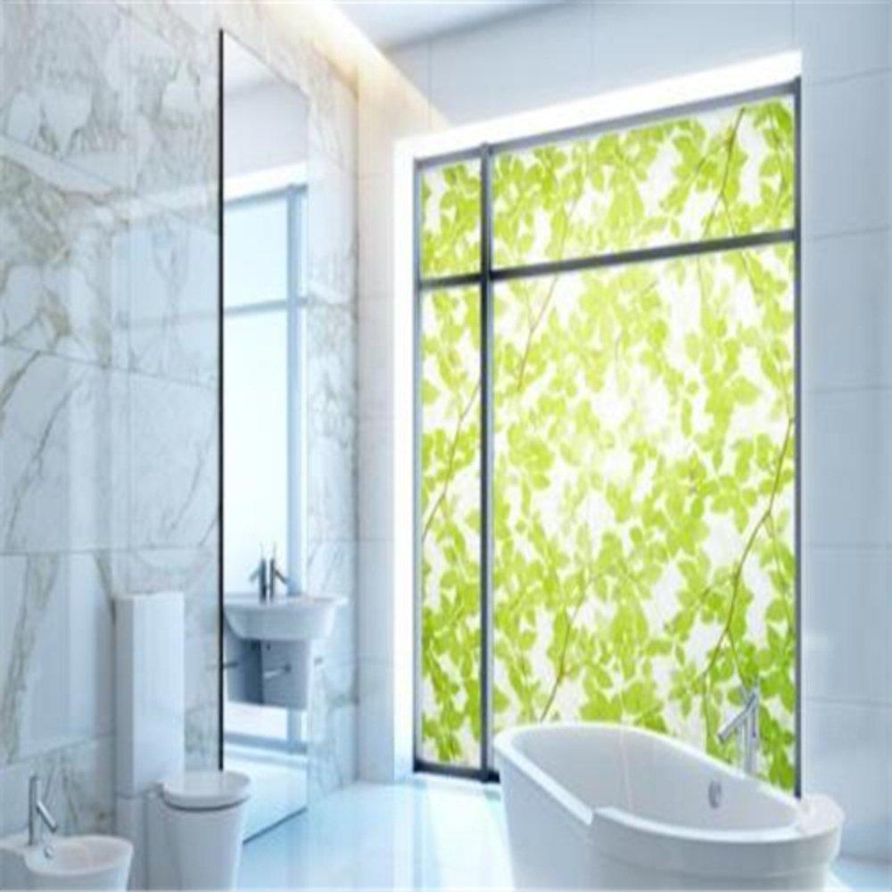 Privacidad de vidrio esmerilado ducha puerta ventana para ...