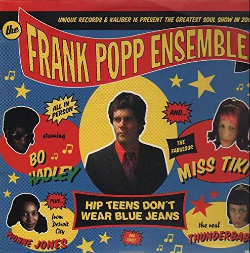 Hip Teens Don'T Wear Blue Jeans [Vinyl Single]
