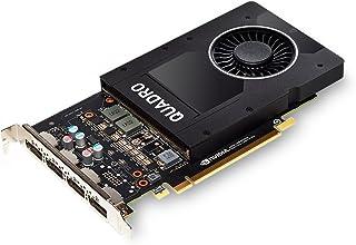 Fujitsu NVIDIA Quadro P2000 5 GB GDDR5 - Tarjeta gráfica (Quadro P2000, 5 GB, GDDR5, 160 bit, 5120 x 2880 Pixeles, PCI Express x16 3.0)