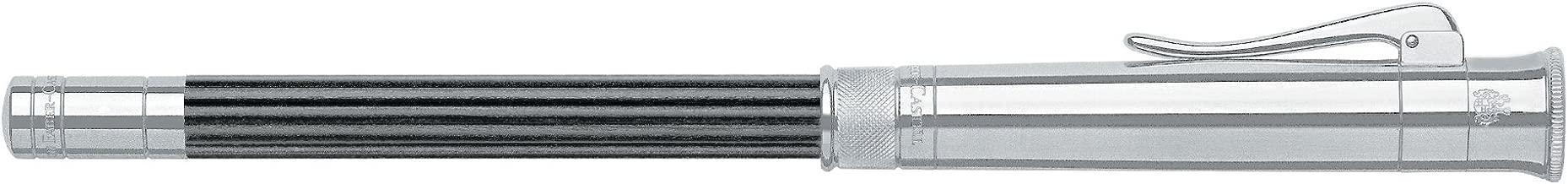 Graf Von Faber-Castell Perfect Pencil Platinum Black
